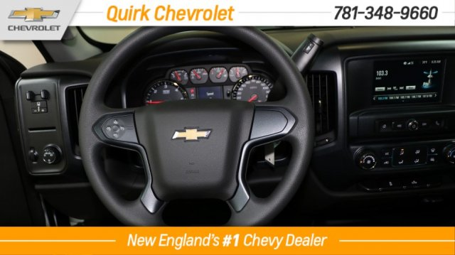 2017 Silverado 3500 Regular Cab 4x4 Cab Chassis #C57099 - photo 6