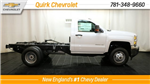 2017 Silverado 3500 Regular Cab 4x4 Cab Chassis #C57099 - photo 3