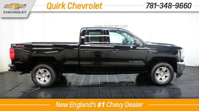 2018 Silverado 1500 Extended Cab 4x4 Pickup #C57362 - photo 3