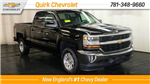 2018 Silverado 1500 Extended Cab 4x4 Pickup #C57362 - photo 1