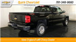 2018 Silverado 1500 Extended Cab 4x4 Pickup #C57362 - photo 2