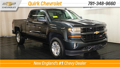 2018 Silverado 1500 Extended Cab 4x4 Pickup #C57374 - photo 1