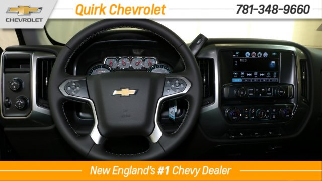 2018 Silverado 1500 Extended Cab 4x4 Pickup #C57384 - photo 8