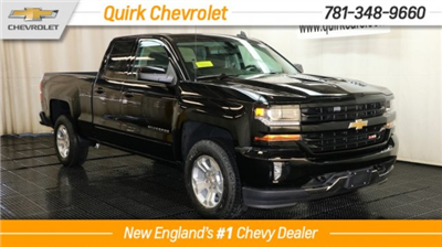 2018 Silverado 1500 Extended Cab 4x4 Pickup #C57384 - photo 1