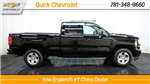 2018 Silverado 1500 Extended Cab 4x4 Pickup #C57384 - photo 3