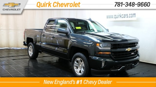 2018 Silverado 1500 Extended Cab 4x4 Pickup #C57399 - photo 1