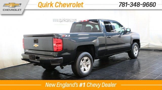 2018 Silverado 1500 Extended Cab 4x4 Pickup #C57399 - photo 2