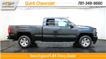 2018 Silverado 1500 Extended Cab 4x4 Pickup #C57399 - photo 3