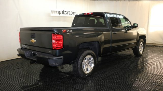 2018 Silverado 1500 Double Cab 4x4, Pickup #C57442 - photo 2