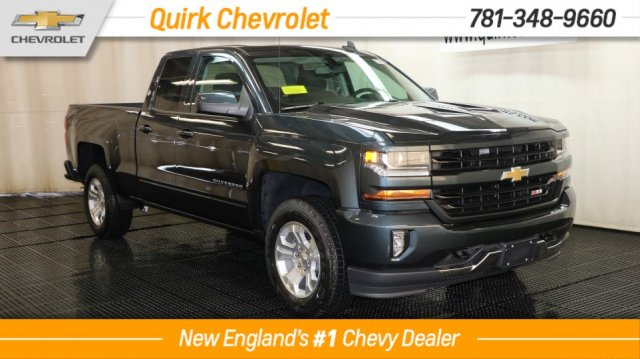 2018 Silverado 1500 Double Cab 4x4, Pickup #C57442 - photo 1