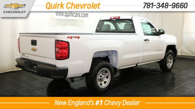 2018 Silverado 1500 Regular Cab 4x4 Pickup #C57452 - photo 2