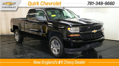 2018 Silverado 1500 Extended Cab 4x4 Pickup #C57456 - photo 1