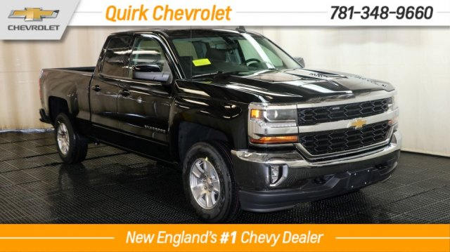 2018 Silverado 1500 Double Cab 4x4, Pickup #C57460 - photo 1