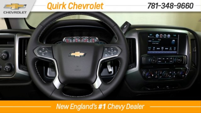 2018 Silverado 1500 Double Cab 4x4, Pickup #C57460 - photo 8