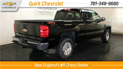 2018 Silverado 1500 Double Cab 4x4, Pickup #C57460 - photo 2