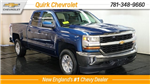 2018 Silverado 1500 Extended Cab 4x4 Pickup #C57580 - photo 1