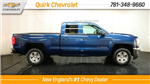 2018 Silverado 1500 Extended Cab 4x4 Pickup #C57580 - photo 3
