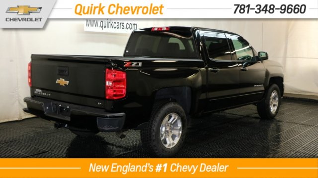 2018 Silverado 1500 Crew Cab 4x4 Pickup #C57696 - photo 2