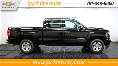 2018 Silverado 1500 Crew Cab 4x4 Pickup #C57696 - photo 3