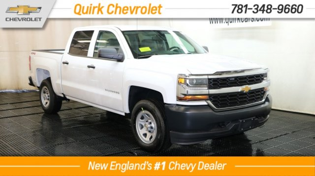 2018 Silverado 1500 Crew Cab 4x4 Pickup #C57723 - photo 1