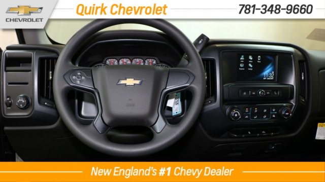 2018 Silverado 1500 Crew Cab 4x4 Pickup #C57723 - photo 7