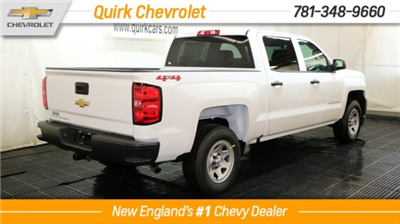 2018 Silverado 1500 Crew Cab 4x4 Pickup #C57723 - photo 2