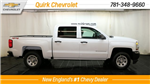 2018 Silverado 1500 Crew Cab 4x4 Pickup #C57723 - photo 3