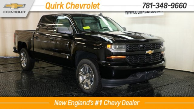 2018 Silverado 1500 Crew Cab 4x4 Pickup #C57726 - photo 1