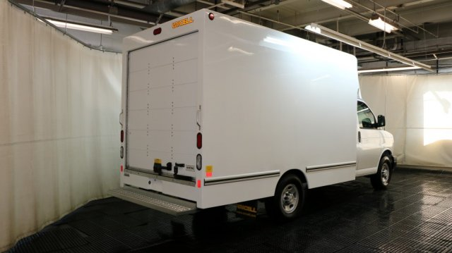 2017 Express 3500, Unicell Aerocell CW Cutaway Van #C57856 - photo 2