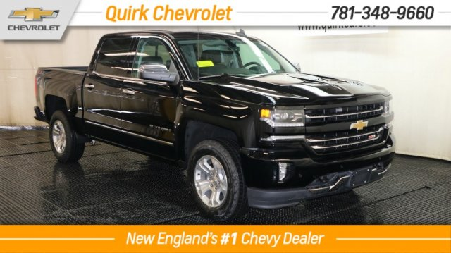 2018 Silverado 1500 Crew Cab 4x4 Pickup #C58043 - photo 1