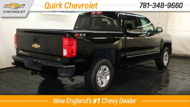 2018 Silverado 1500 Crew Cab 4x4 Pickup #C58043 - photo 2