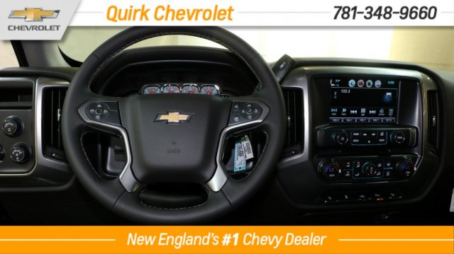 2018 Silverado 1500 Crew Cab 4x4, Pickup #C58053 - photo 8