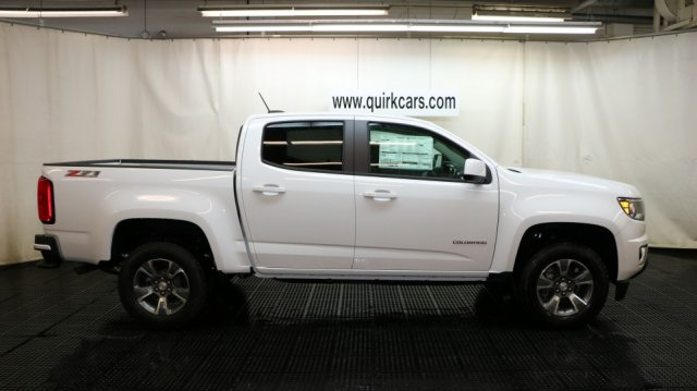 2018 Colorado Crew Cab 4x4, Pickup #C58071 - photo 3