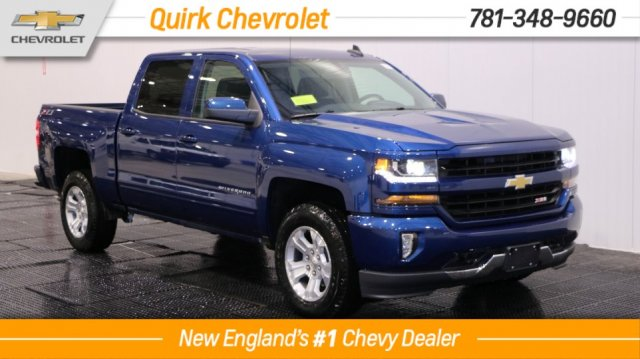 2018 Silverado 1500 Crew Cab 4x4 Pickup #C58115 - photo 1