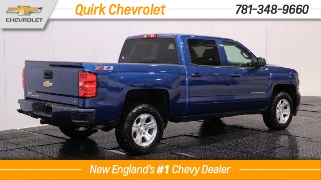 2018 Silverado 1500 Crew Cab 4x4 Pickup #C58115 - photo 2