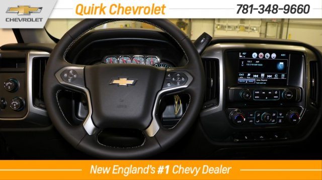 2018 Silverado 1500 Crew Cab 4x4 Pickup #C58115 - photo 8