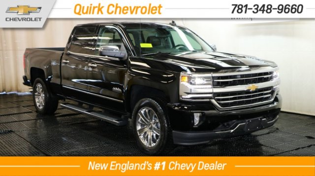 2018 Silverado 1500 Crew Cab 4x4 Pickup #C58123 - photo 1