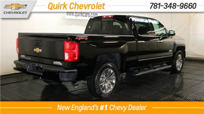 2018 Silverado 1500 Crew Cab 4x4 Pickup #C58123 - photo 2