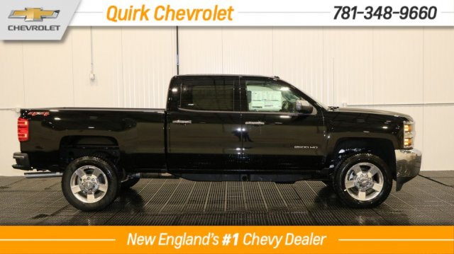 2018 Silverado 2500 Crew Cab 4x4 Pickup #C58137 - photo 3