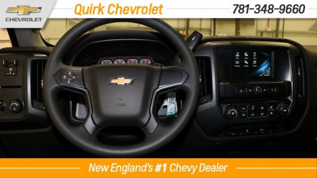2018 Silverado 2500 Crew Cab 4x4 Pickup #C58137 - photo 7