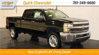 2018 Silverado 2500 Crew Cab 4x4 Pickup #C58137 - photo 1