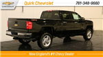 2018 Silverado 2500 Crew Cab 4x4 Pickup #C58137 - photo 2