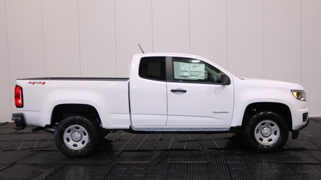 2018 Colorado Extended Cab 4x4, Pickup #C58646 - photo 3