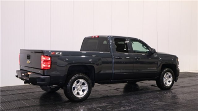 2018 Silverado 1500 Double Cab 4x4, Pickup #C58834 - photo 2