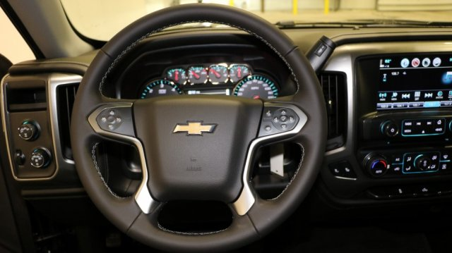 2018 Silverado 1500 Double Cab 4x4,  Pickup #C58840 - photo 8