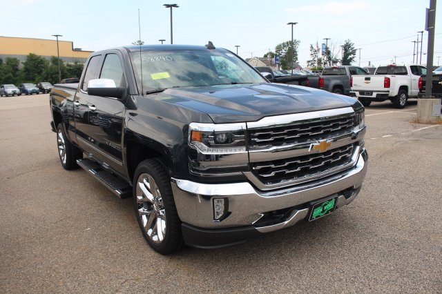 2018 Silverado 1500 Double Cab 4x4,  Pickup #C58840 - photo 11