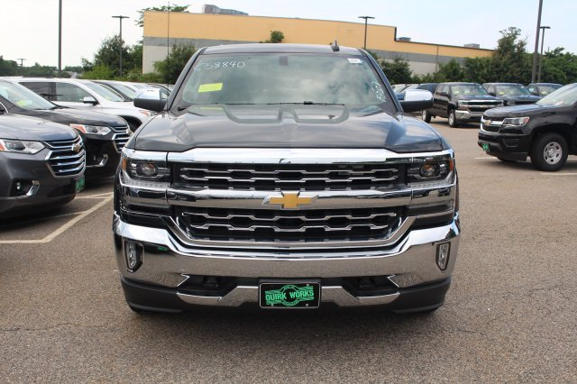 2018 Silverado 1500 Double Cab 4x4,  Pickup #C58840 - photo 12