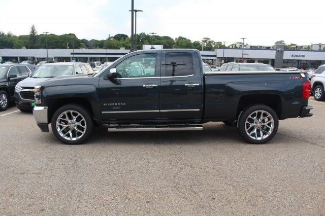 2018 Silverado 1500 Double Cab 4x4,  Pickup #C58840 - photo 14