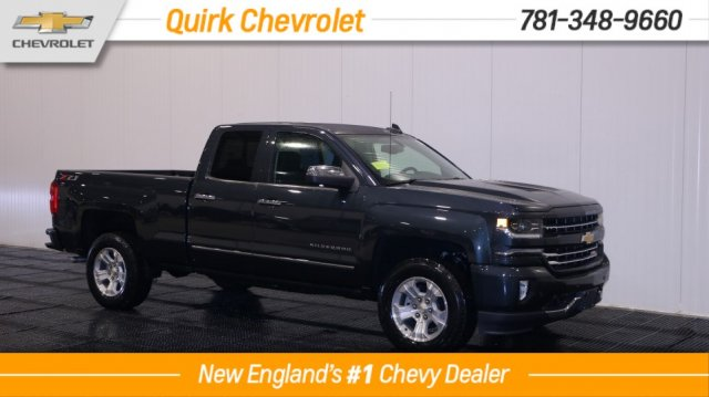 2018 Silverado 1500 Double Cab 4x4, Pickup #C58859 - photo 1