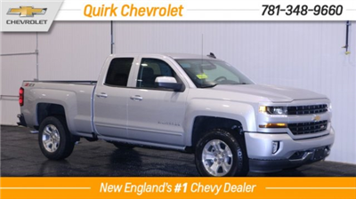 2018 Silverado 1500 Double Cab 4x4,  Pickup #C58992 - photo 1